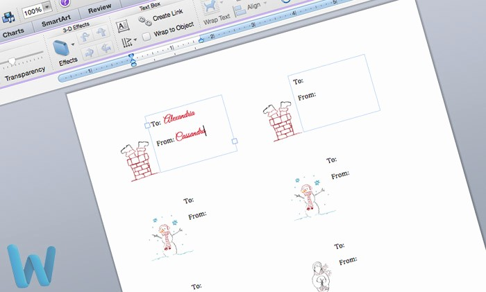 Christmas Tag Templates Microsoft Word Beautiful Free Printable Customizable Gift Tags No Cutting Required
