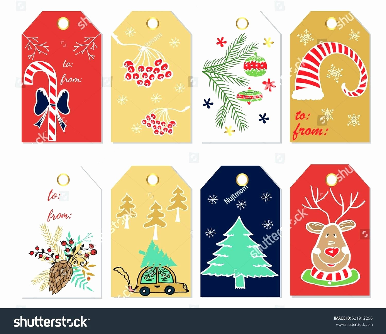 Christmas Tag Templates Microsoft Word Best Of Template Christmas Gift Label Template Little to You Free