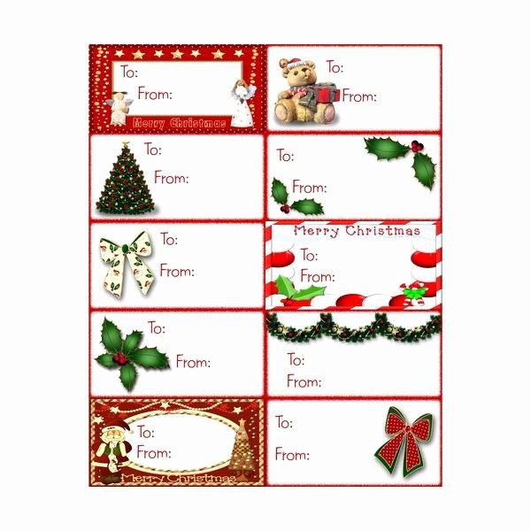 Christmas Tag Templates Microsoft Word Fresh 10 Free Shop Templates for Christmas