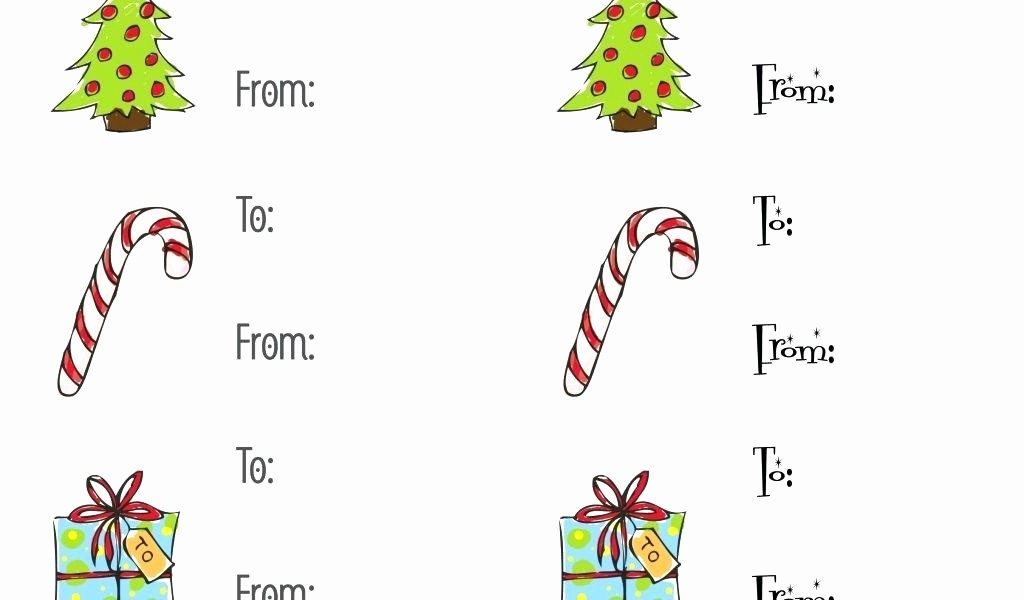 Christmas Tag Templates Microsoft Word Lovely Christmas T Tag Template for Word – Danielmelofo