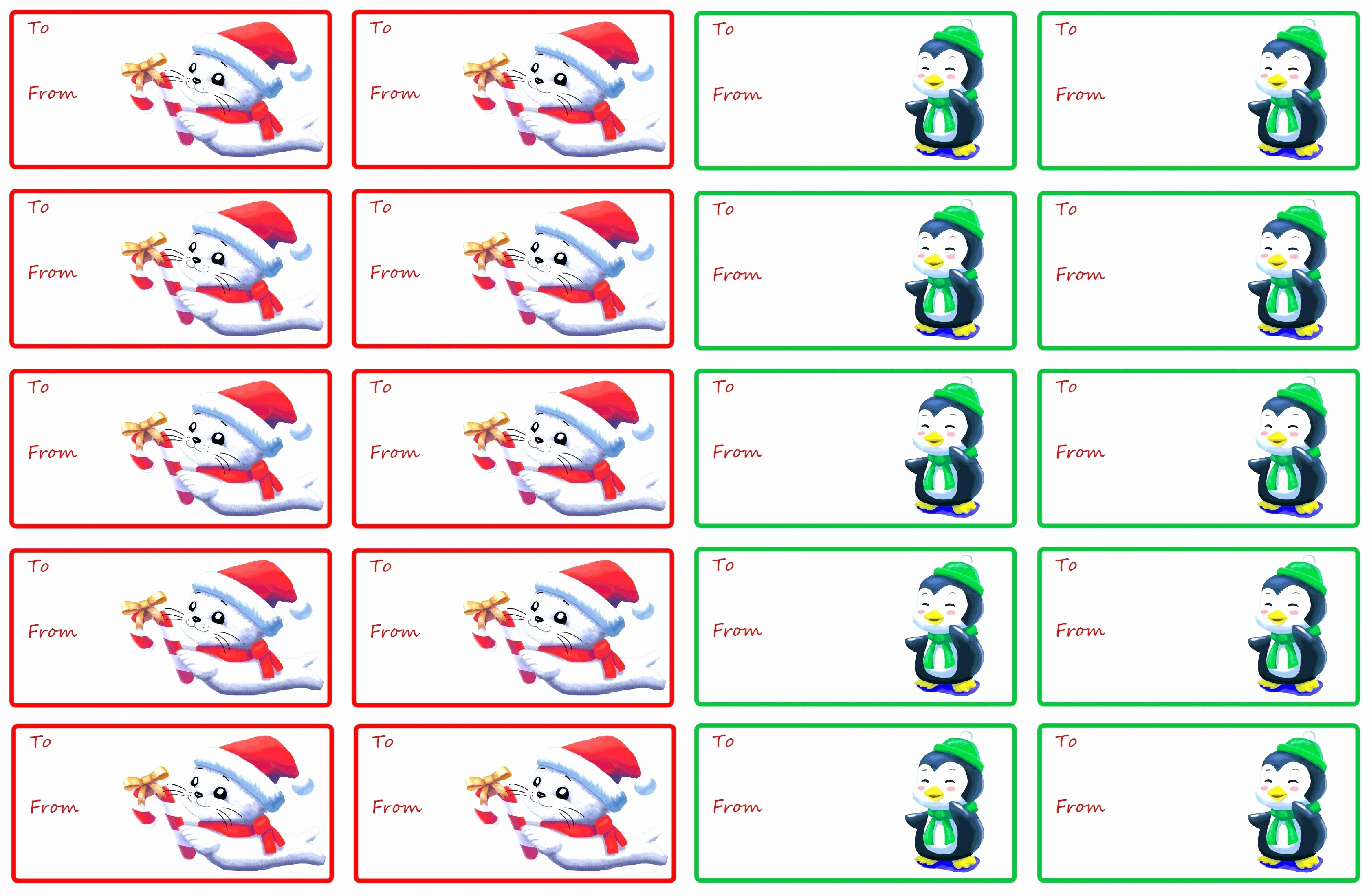 Christmas Tag Templates Microsoft Word Lovely Template Christmas Gift Label Template