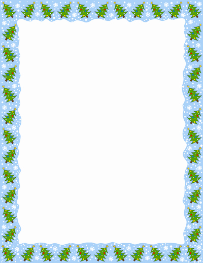 Christmas themed Borders for Word Elegant Page Borders – Page 2 – Free Printable Borders and Clip Art