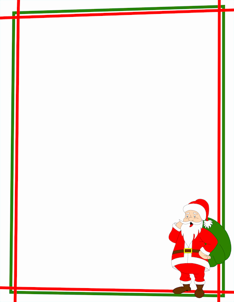 Christmas themed Borders for Word Unique Pin by Muse Printables On Page Borders and Border Clip Art