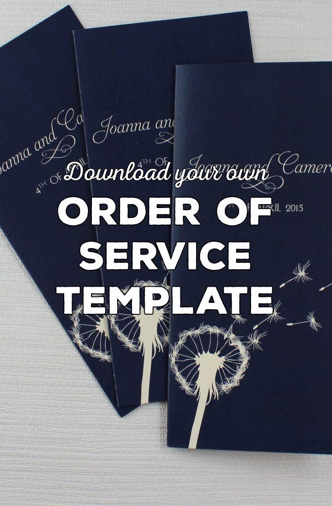 Church order Of Service Template Fresh Wedding order Of Service Wording Template What to Include