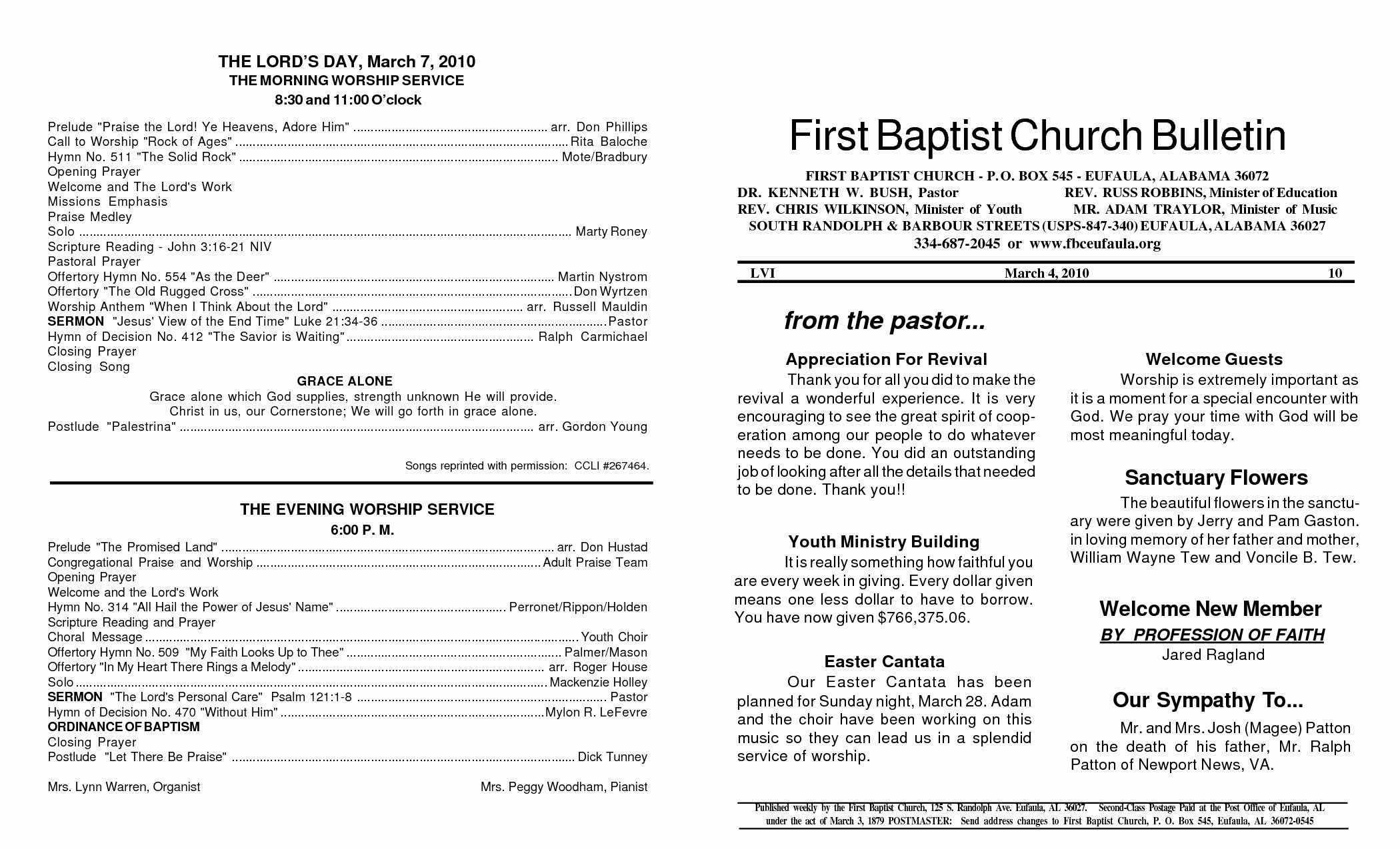 Church order Of Service Template Inspirational Best S Of ordination Service Program Pdf Church