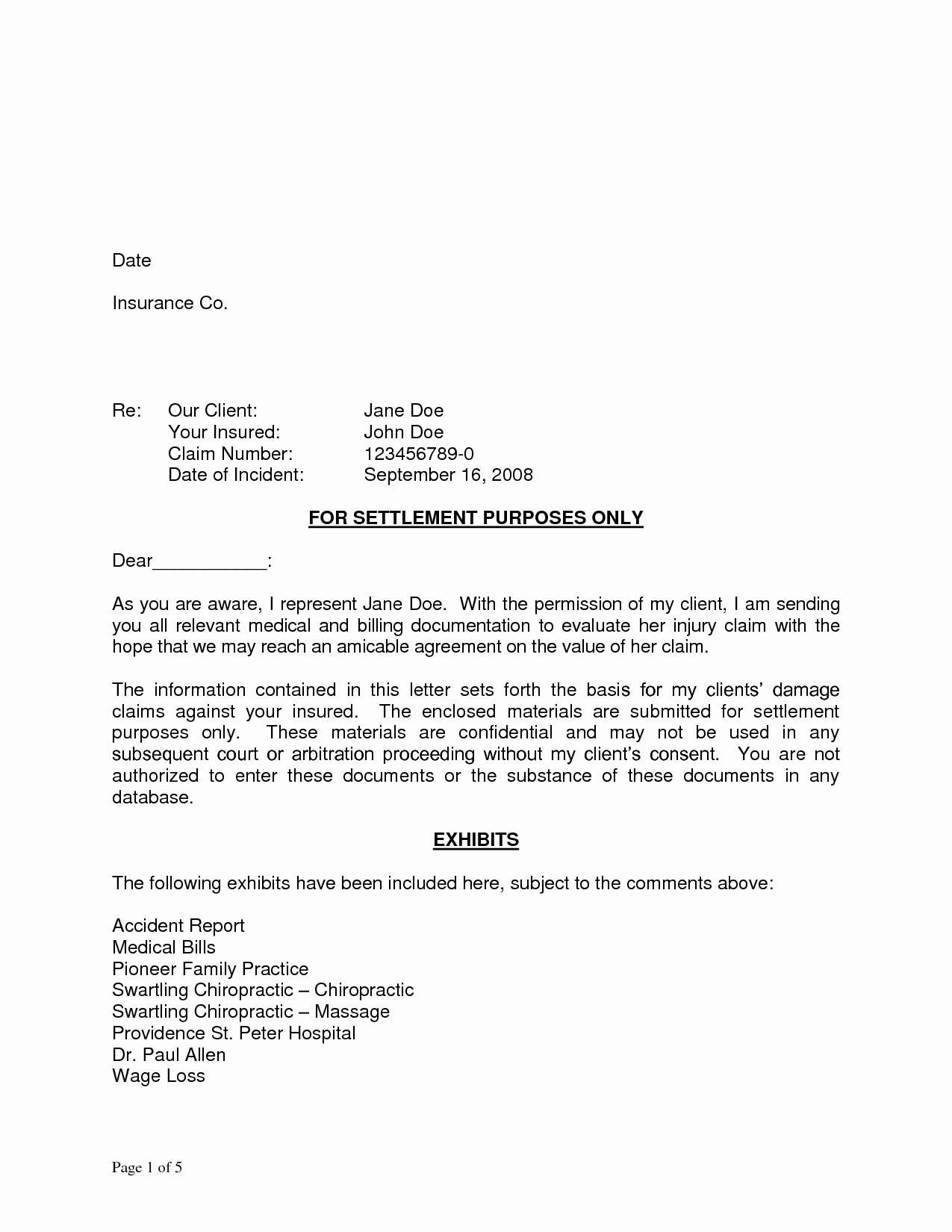Claim Denial Letter Sample Airline Luxury Sangabcafe