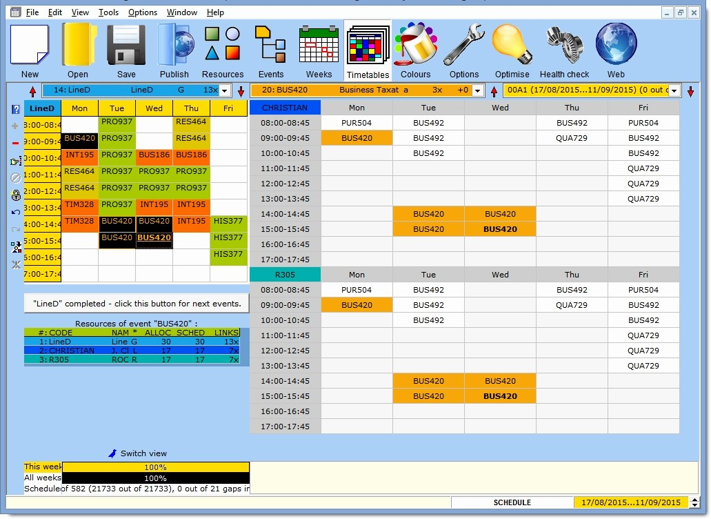 Class Schedule Maker for Teachers Elegant High School Timetable Generator Line Higher Secondary