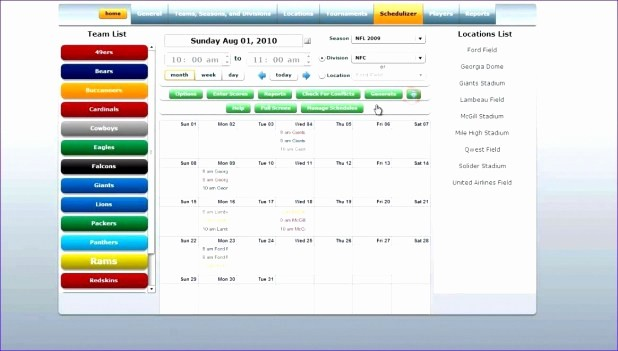 Class Schedule Maker Free Online Luxury Automatic Timetable Generator In Excel