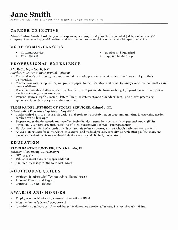 Classic Resume Template Word Download Best Of Classic Resume Templates Free Template – Breathelight