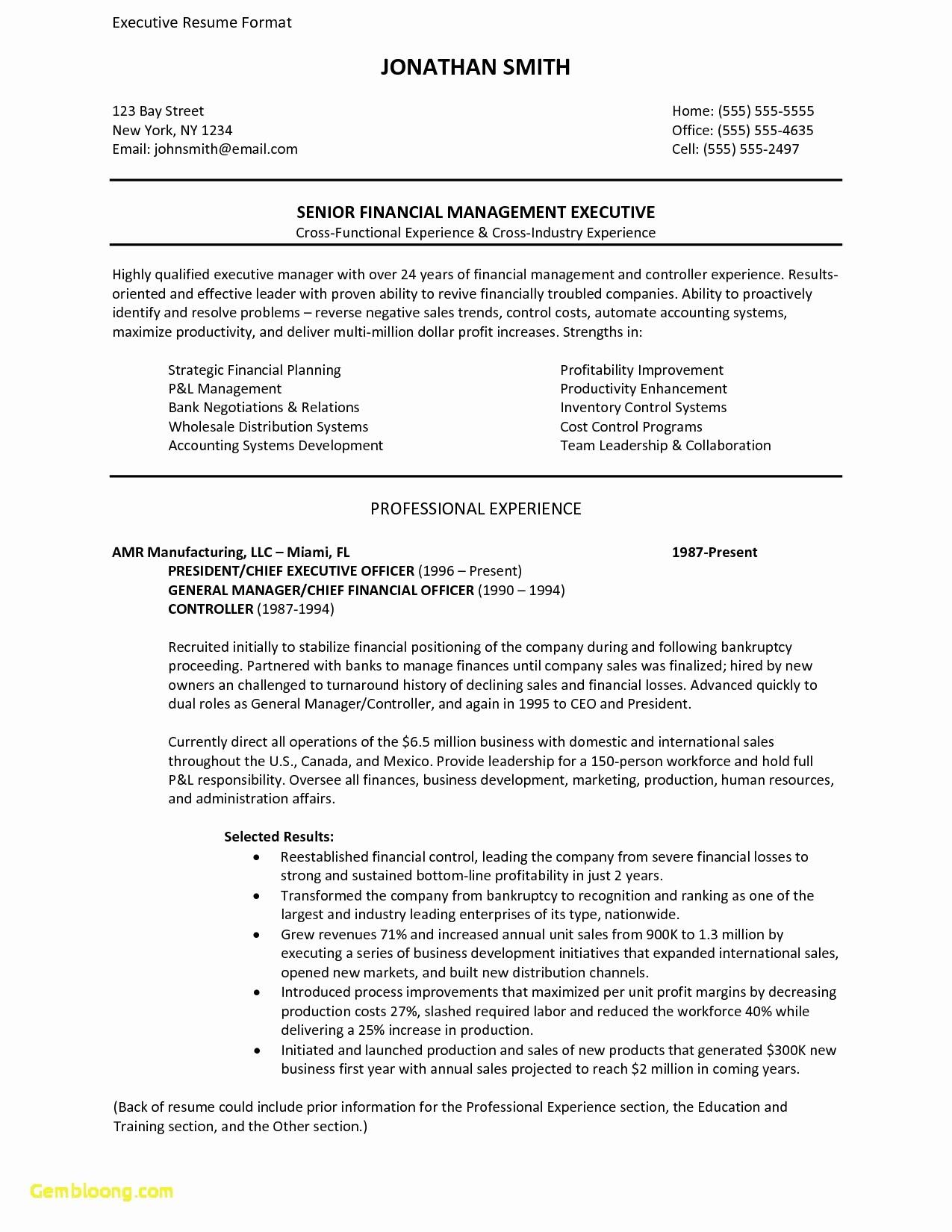 Classic Resume Template Word Download Elegant Classic Resume format Beautiful Classic Resume Template