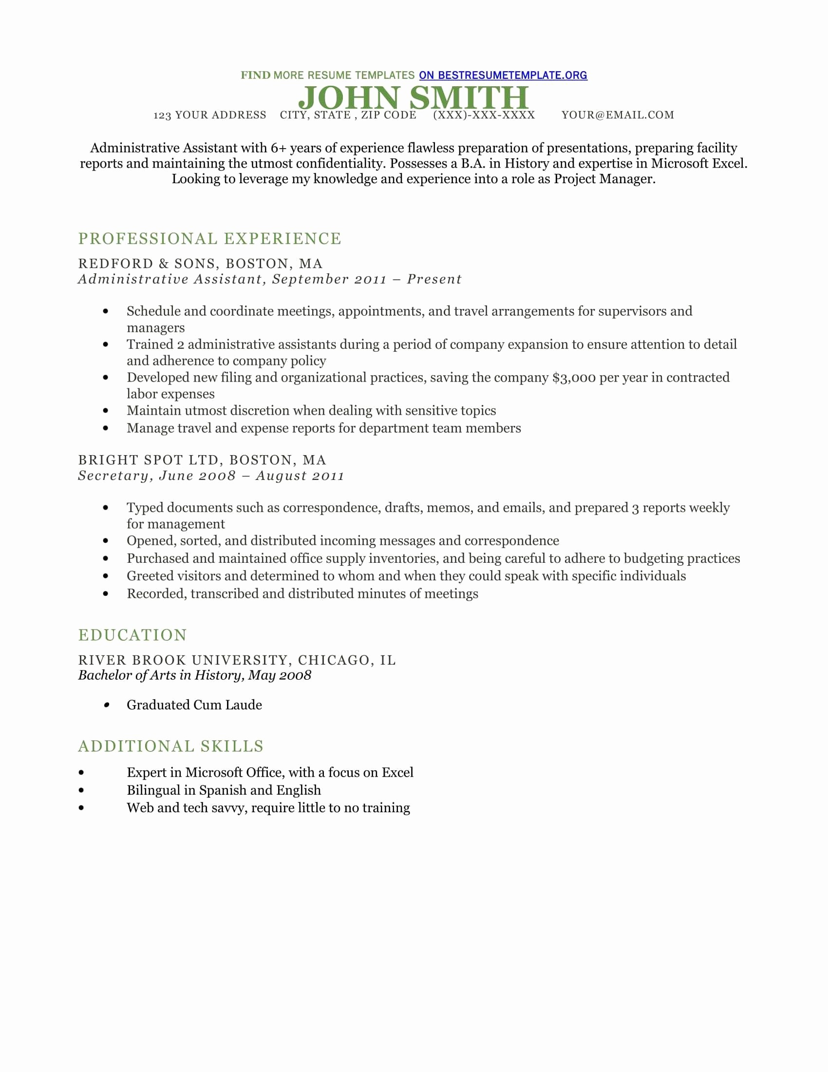 Classic Resume Template Word Download Lovely Free Classic Resume Template Classic Resume Template Word