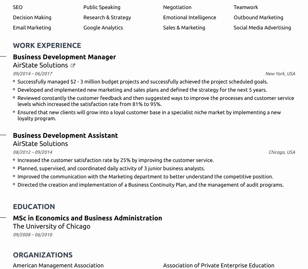 Classic Resume Template Word Download Luxury 12 13 Classic Resume Template Word