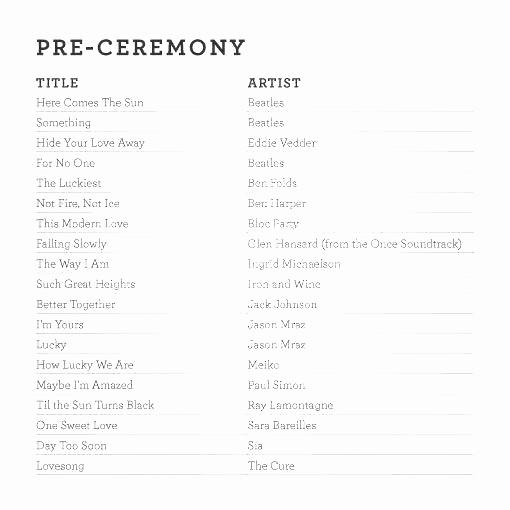 Classical Music Concert Program Template Best Of Wedding Musician Contract Template