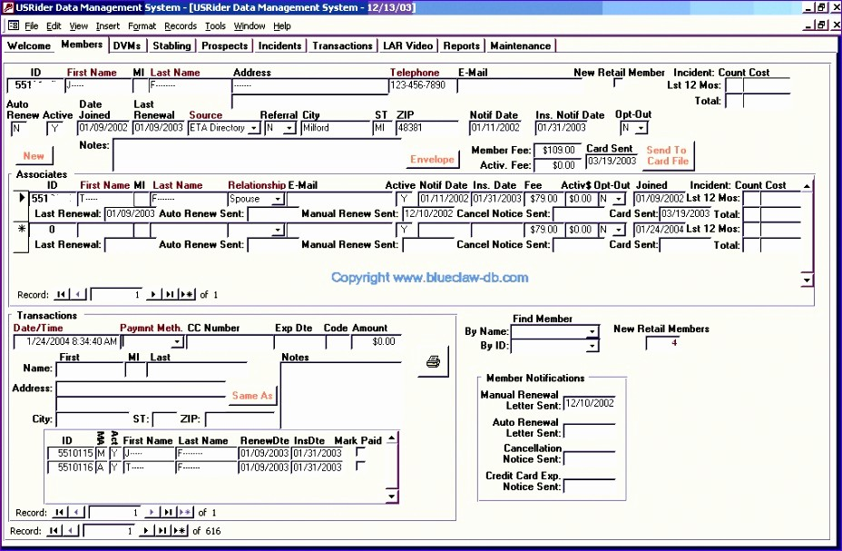 Client Database Template Excel Free Inspirational 7 Client Database Template Excel Exceltemplates