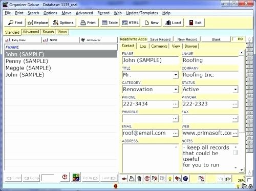 Client Database Template Excel Free Lovely Excel Client Database Template Free for Resume Word
