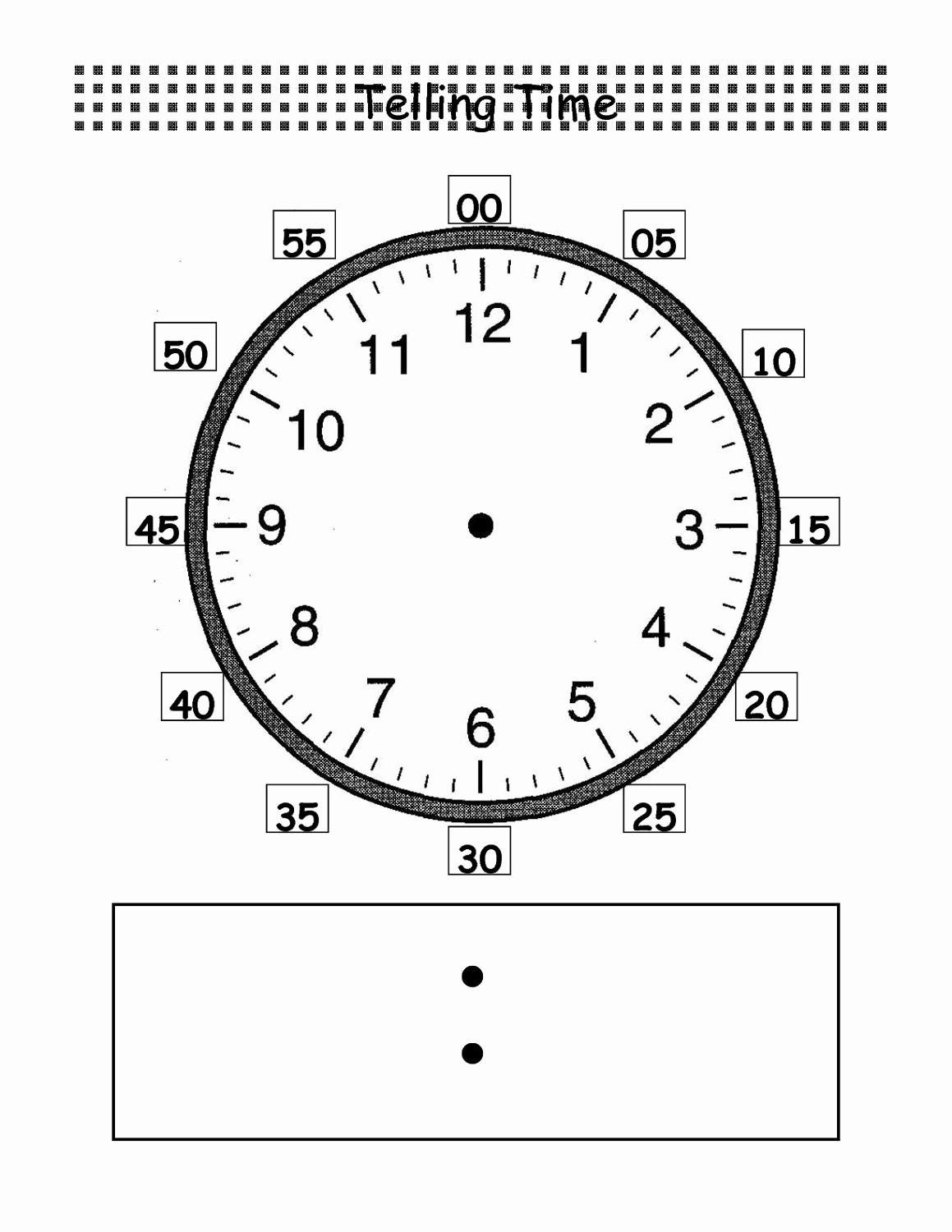 Clock In Clock Out Template Elegant Blank Clock Faces Templates
