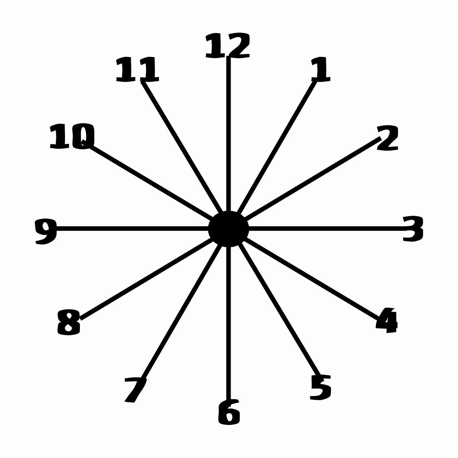 Clock In Clock Out Template Lovely Free Clock Faces Templates