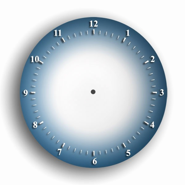 Clock In Clock Out Template New Clock Faces to Print for Free