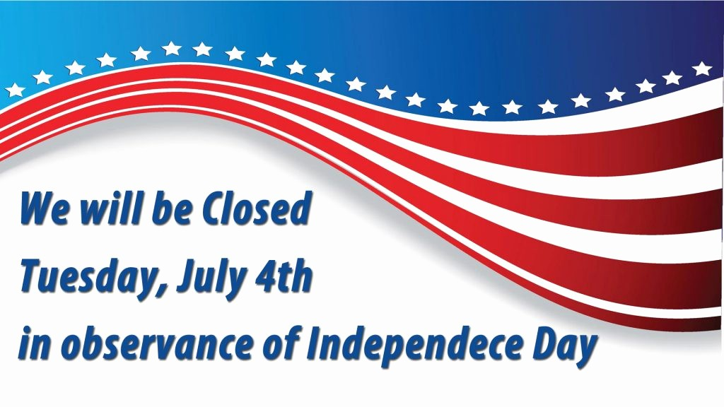 Closed 4th Of July Template Elegant Door & Window Installation