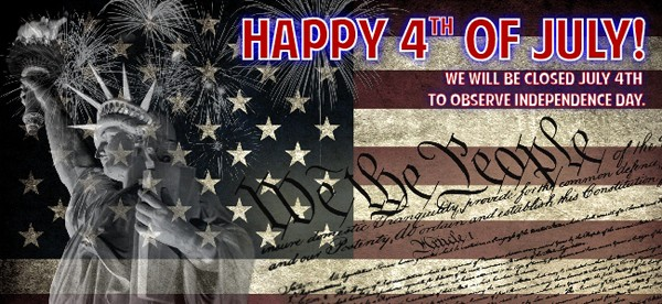Closed 4th Of July Template Elegant Loos & Pany Will Be Closed On the 4th Of July