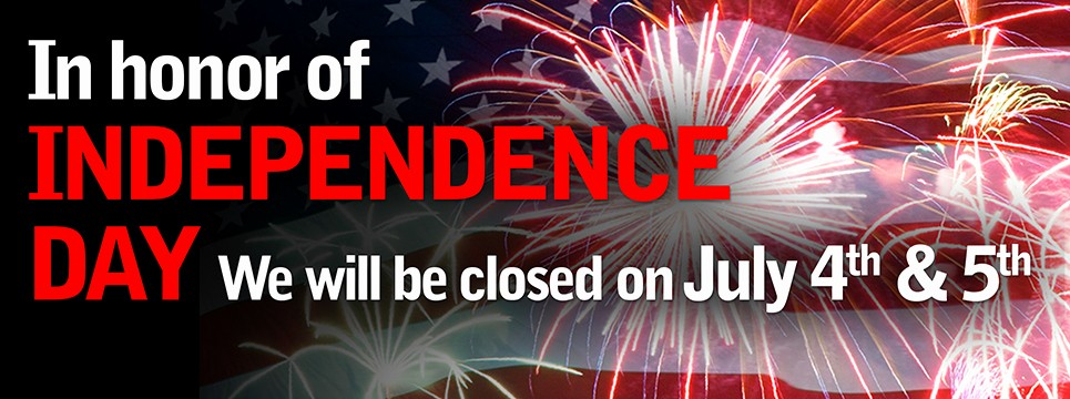Closed 4th Of July Template Inspirational Heid Music Will Be Closed July 4th & 5th for Independence