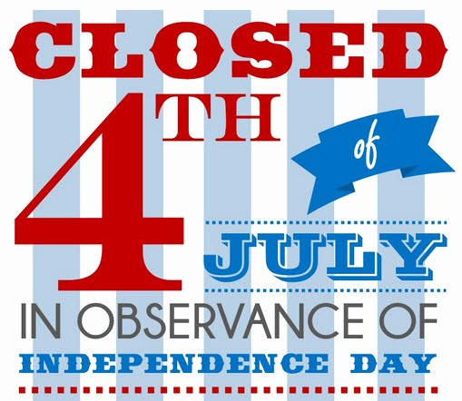 Closed 4th Of July Template Lovely Twilight Language 4th Of July Danger after Church