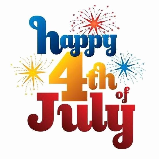 Closed 4th Of July Template Luxury Images Signs and Happy On Pinterest