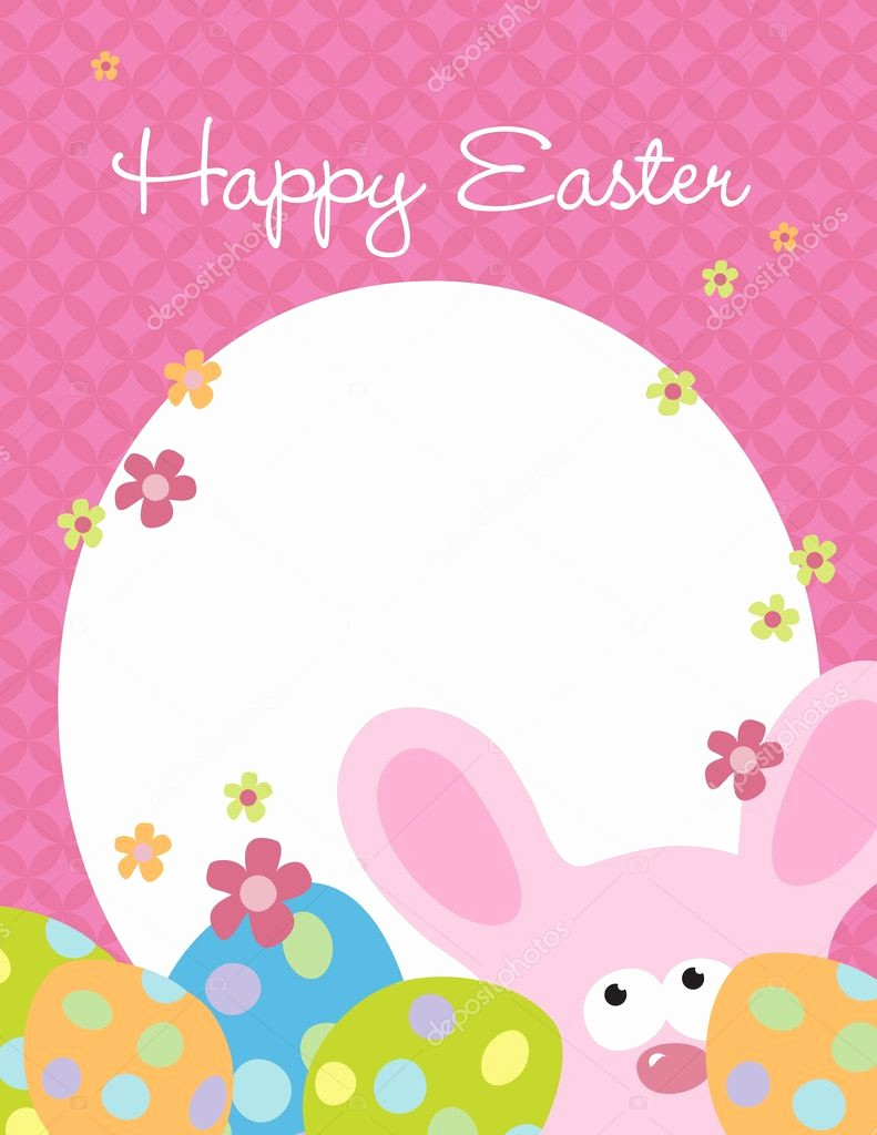 Closed for Easter Sign Template Awesome Easter Flyer Template — Stock Vector © Wetnose