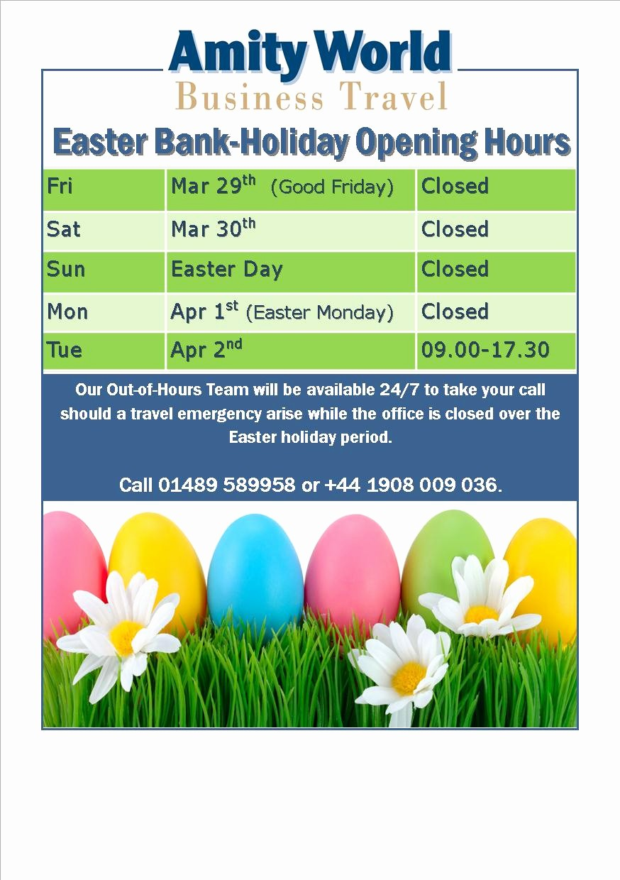 Closed for Easter Sign Template Elegant Closed for Easter Template – Festival Collections
