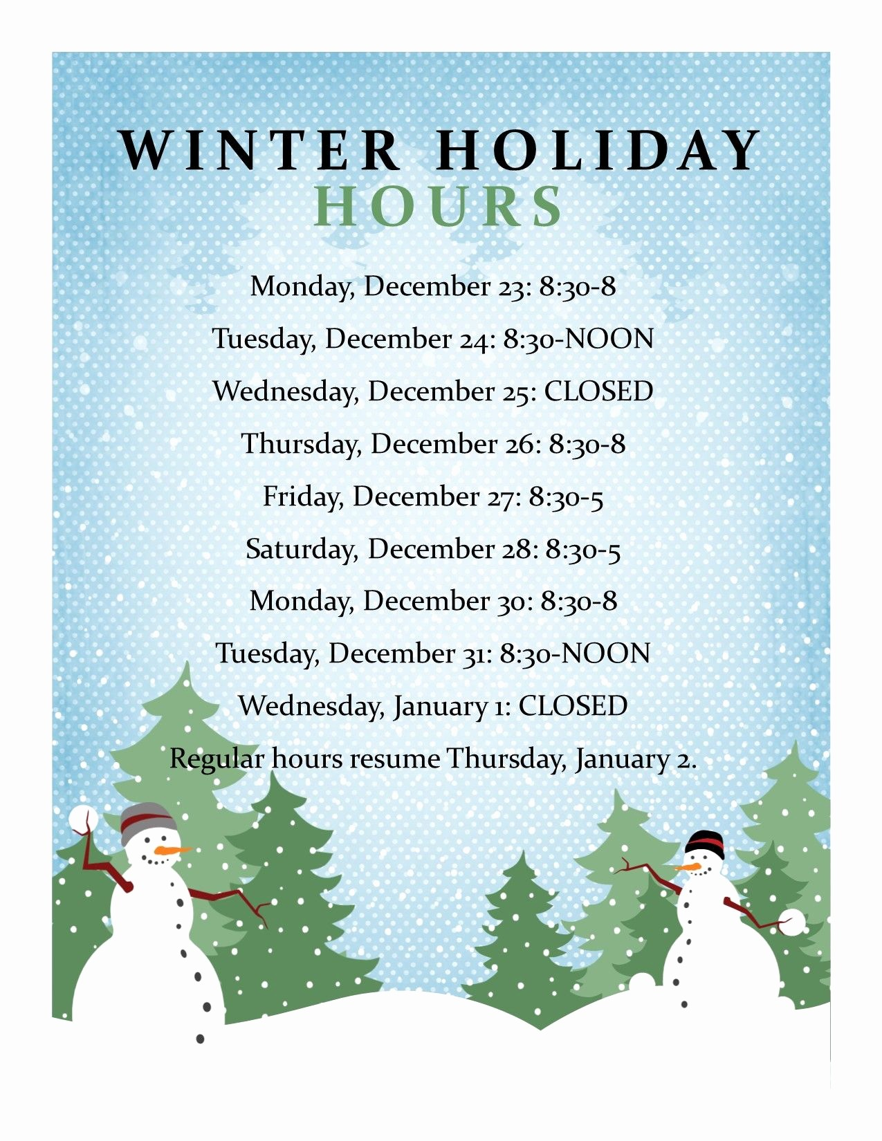 Closed for the Holidays Sign Beautiful Open Closed Signs with Holiday Hours Google Search