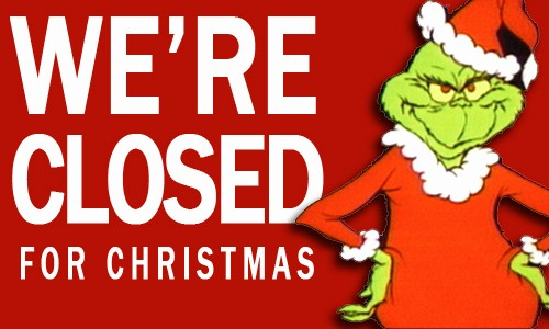 Closed for the Holidays Sign Luxury 5 Best Of Printable Holiday Closed Signs Business