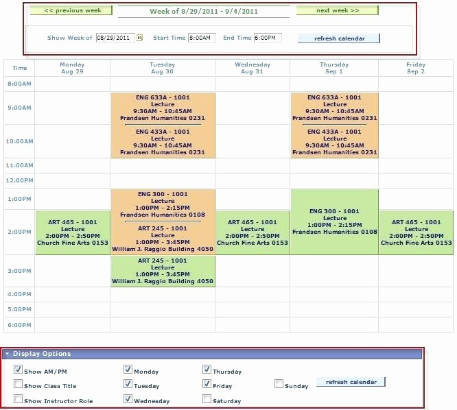 College Schedule Template Google Docs Lovely Excel Weekly Schedule Template Sun Plan Pdf