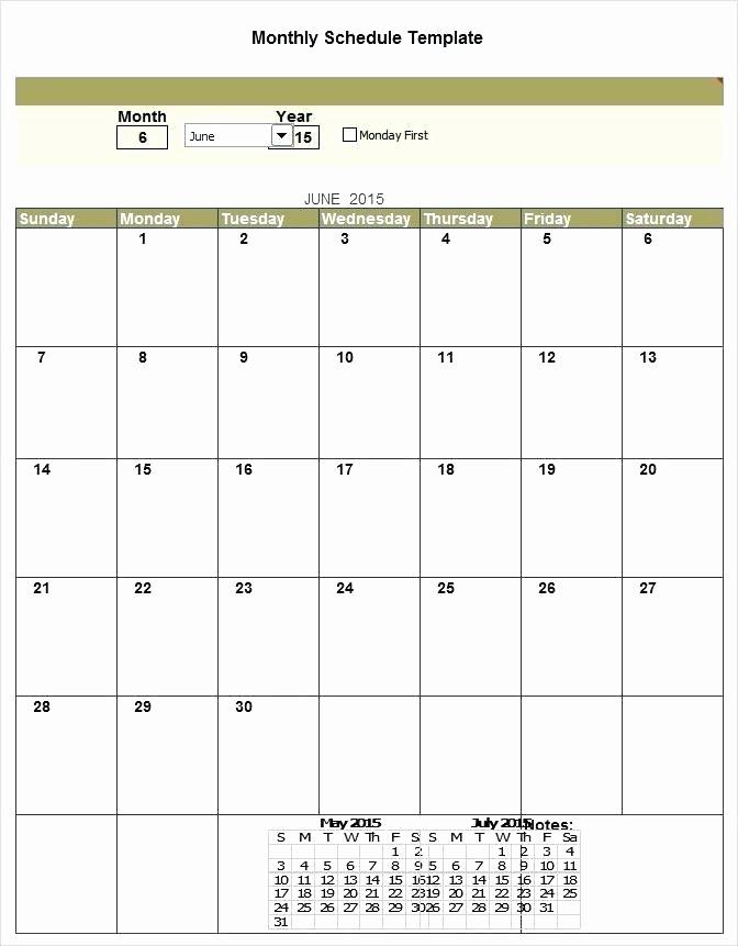 College Schedule Template Google Docs Luxury Online Calendar Template