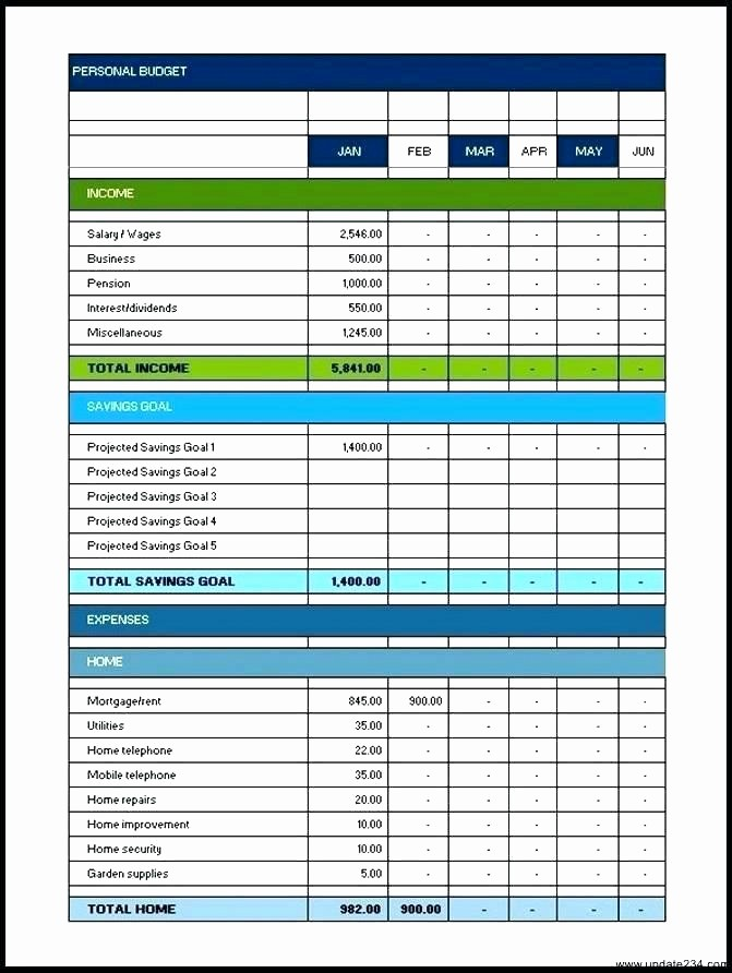 College Student Monthly Budget Example Awesome College Student Monthly Bud Template Printable