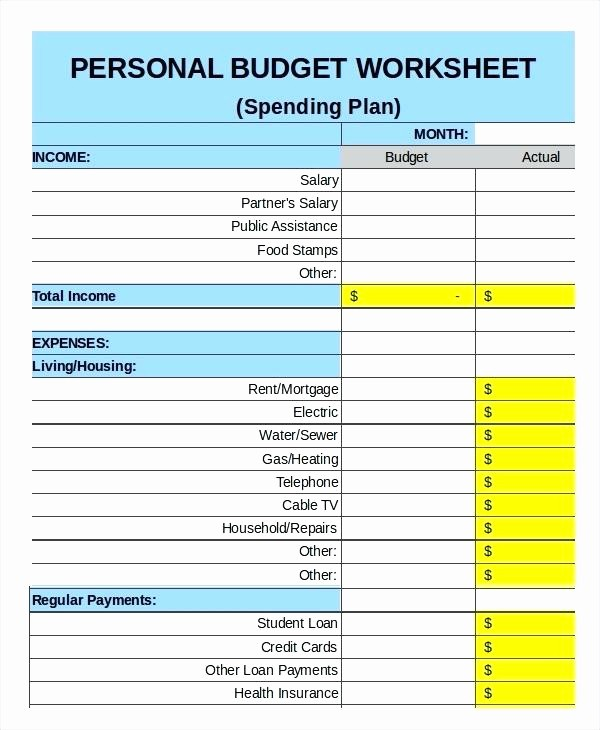 free bud spreadsheet templates family reunion monthly worksheet template