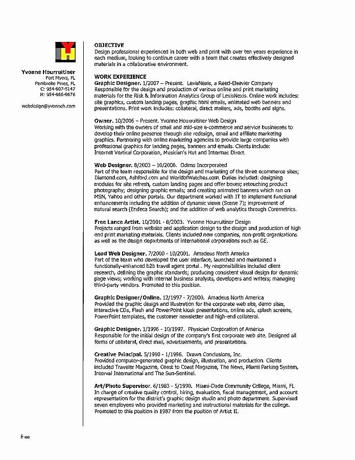 bination resume template