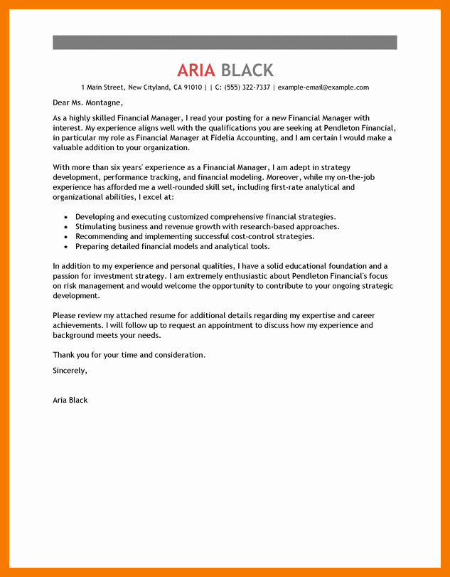 Combined Resume and Cover Letter New 12 13 Bined Cover Letter and Resume