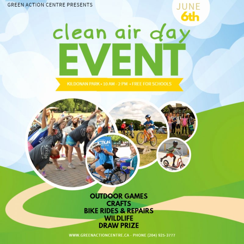Community Clean Up Flyer Template Fresh Clean Air Day