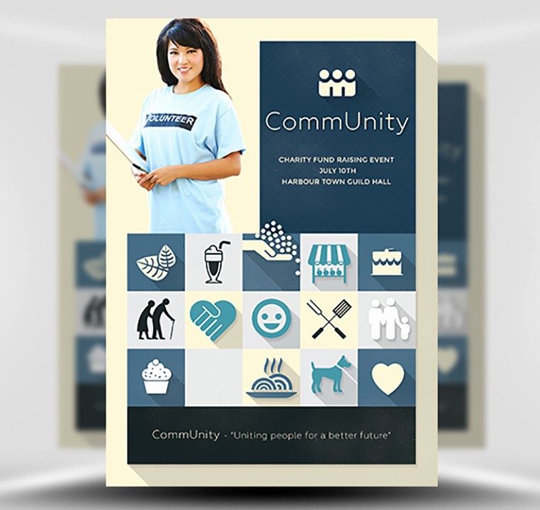 Community Clean Up Flyer Template Inspirational Munity Flyer Template Flyerheroes