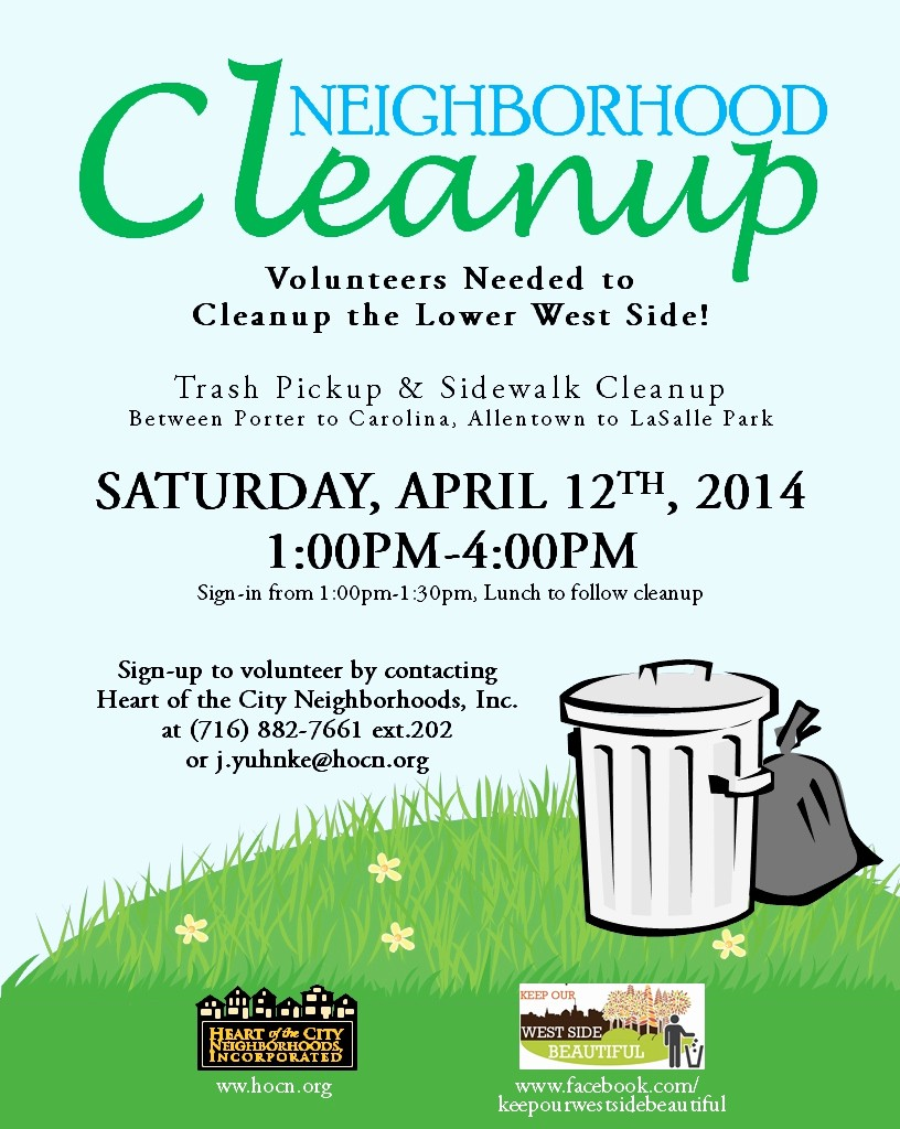 Community Clean Up Flyer Template Inspirational Neighborhood Cleanup Day Volunteers Needed Lower West