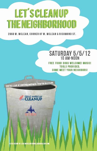 Community Clean Up Flyer Template Lovely 10 Best Images About Neighborhood Clean Up On Pinterest