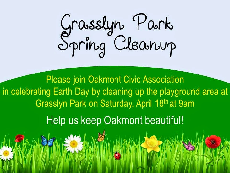 Community Clean Up Flyer Template New Clean Up Day Flyer Template Oakmont Civic association