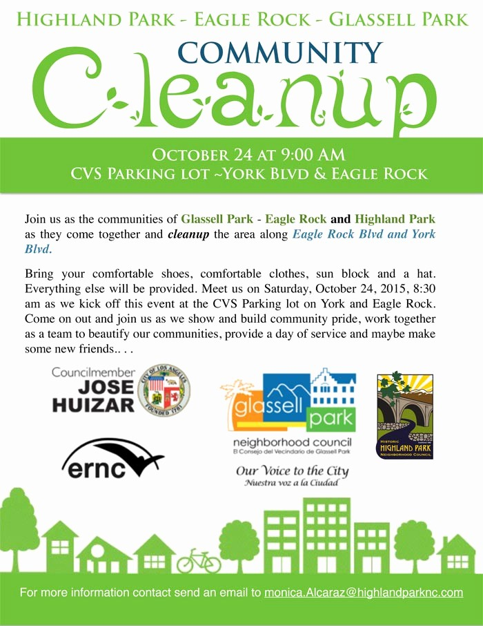 Community Clean Up Flyer Template Unique Clean Up Efforts Flyer Dolapgnetband