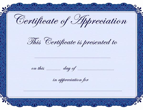 Community Service Certificate Template Free Fresh Pin Sample Certificate Pinterest Service Award