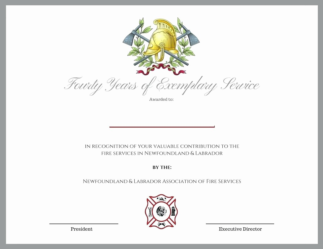 Community Service Certificate Template Free Lovely Template Munity Service Award Template Certificate for