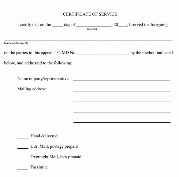 Community Service Certificate Template Free Luxury 10 Certificate Of Service Templates to Download for Free