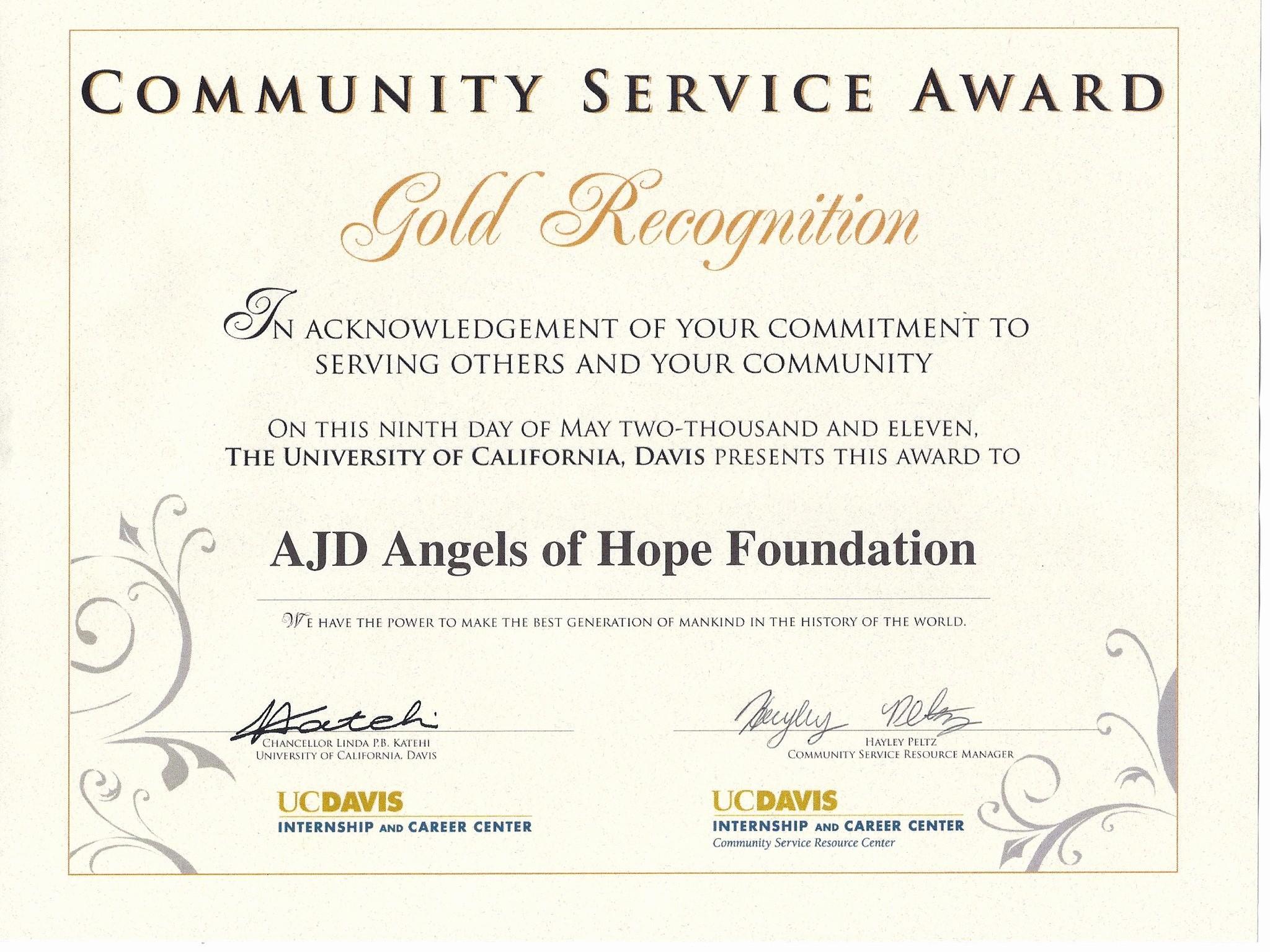 Community Service Certificate Template Free Luxury 9 Best Of Service Appreciation Certificate 5