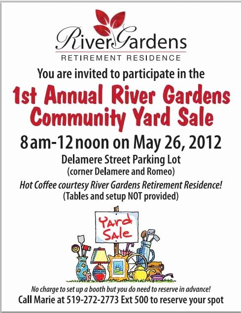 Community Yard Sale Sign Template Beautiful 15 Free Yard Sale Flyers Great Help Demplates