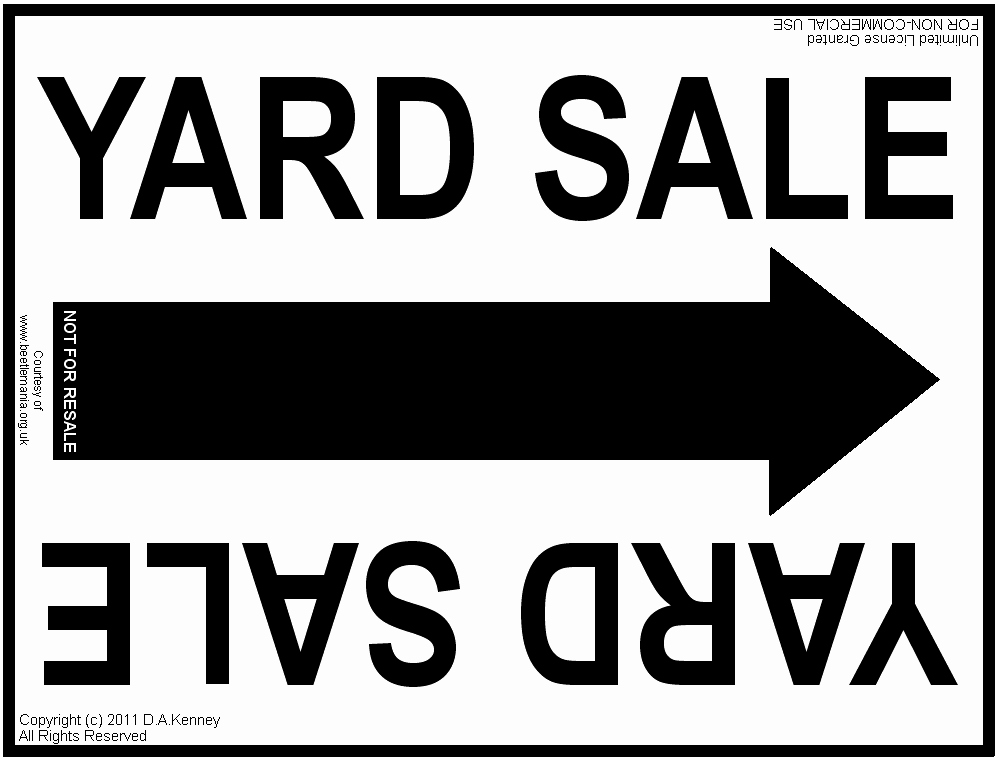 Community Yard Sale Sign Template Best Of Best 20 Munity Garage Sale Yard Sale 5 20 Tapinto