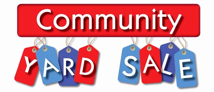 Community Yard Sale Sign Template Inspirational the Gallery for Yard Sale Clip Art Banner